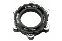 ASHIMA / Centerlock Adapter für Steckachsen schwarz 23g