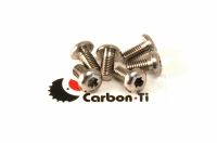 Carbon-Ti / X-Rotor Titanium Bolt Kit / 7.8g