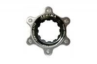 ASHIMA / Centerlock Adapter schwarz 23g